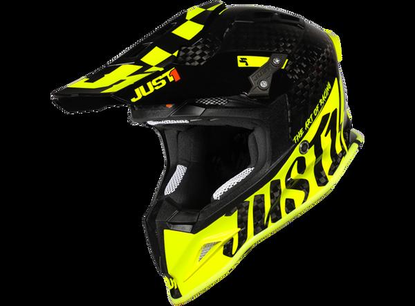 Bilde av Just1 J12 Pro Racer, gul