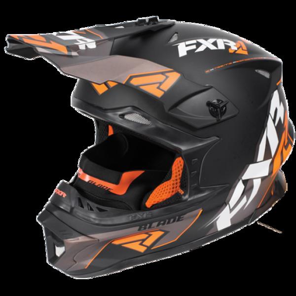Bilde av FXR Blade Vertical Helmet,
